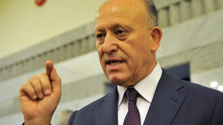 ريفي: المطلوب حلّ جذري ونهائي في كلّ لبنان