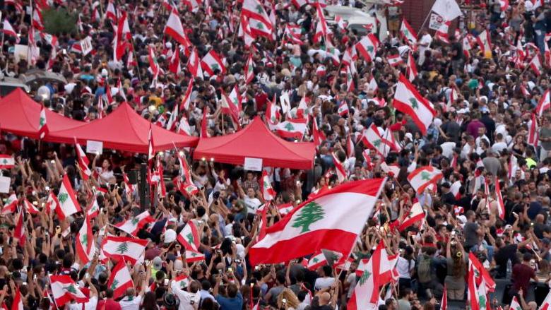 """""""فورين بوليسي"""": الناس غاضبون.. وهذه قوّة تظاهرات لبنان!"""
