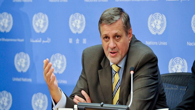المنسق الخاص للأمم المتحدة في لبنان: نحث السلطات على تشكيل حكومَة سريعا