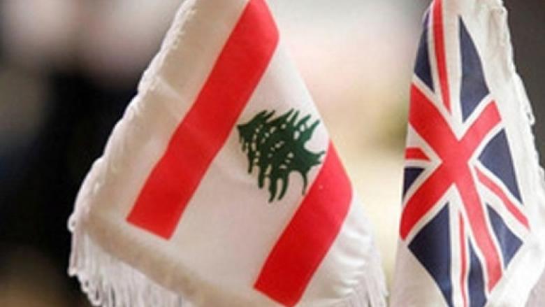 السفارة البريطانية في بيروت: لبنان عند مفترق طرق