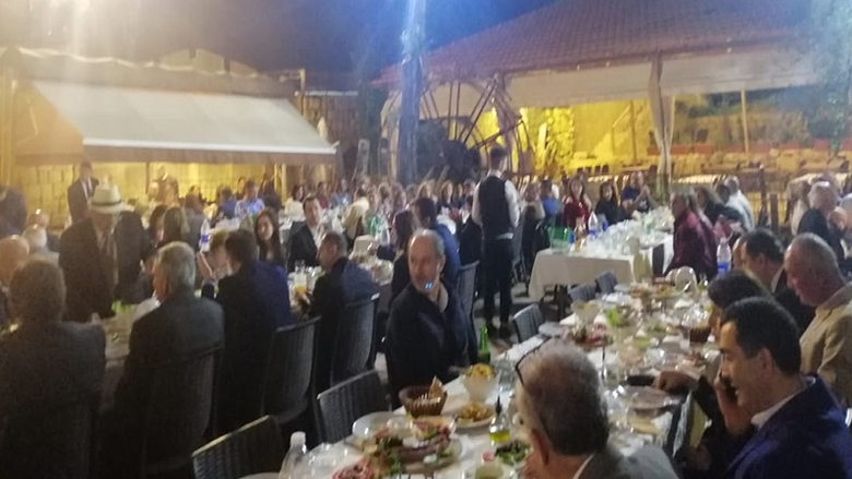 """""""التقدمي""""- بشتفين أقام حفل عشائه السنوي"""