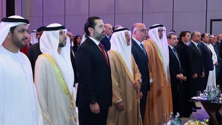 أبو فاعور: للتعاون من أجل رفع قيمة التبادل التجاري بين لبنان والإمارات