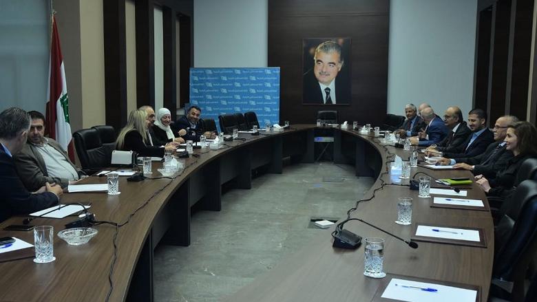 """""""كتلة المستقبل"""": للتوقف عن سياسة المماطلة في اقرار الاصلاحات المطلوبة"""