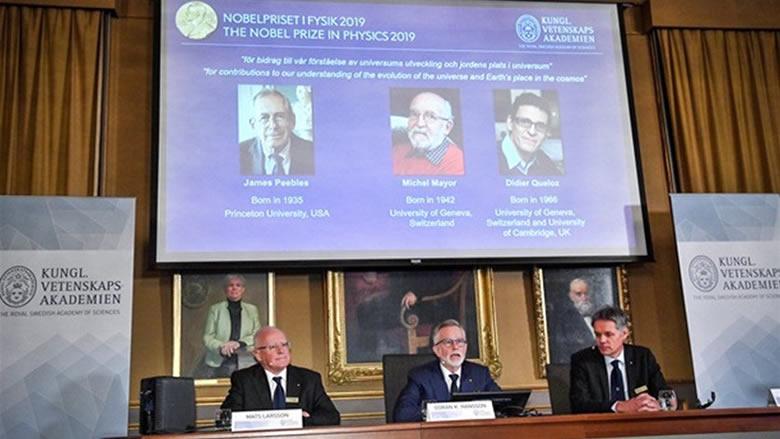 نوبل الفيزياء... إلى من منحت؟