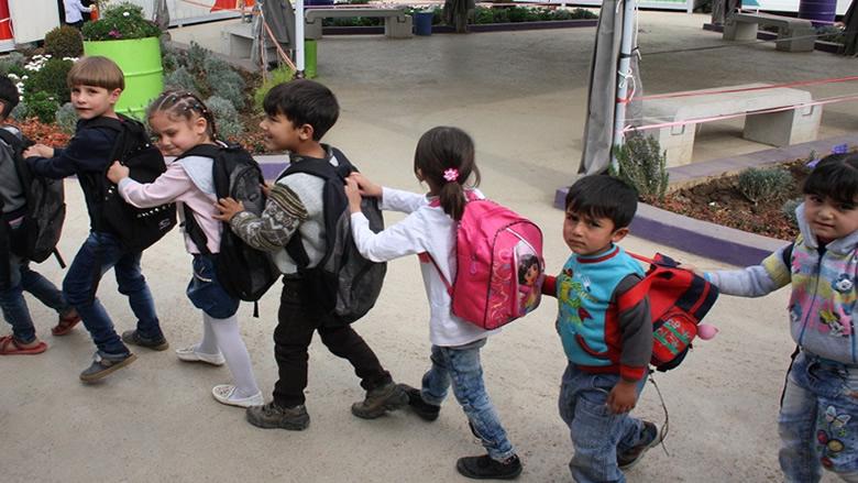شهيب يقرر تأجيل بدء العام الدراسي للطلاب غير اللبنانيين