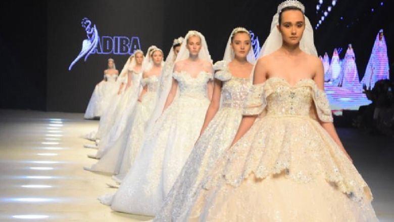 كيف كان عرض أزياء المصممة أديبة المحبوب في بيروت؟
