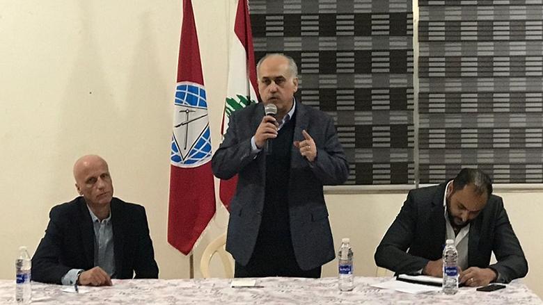 أبو الحسن من بعقلين: القيادة المسؤولة تملك عينا على الوطن وعينا أخرى على مصلحة الشعب فيه