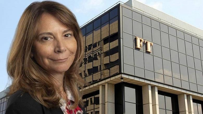 """مالك الصحيفة أشادَ بها.. من هي اللبنانية التي أصبحت رئيسة تحرير """"الفايننشال تايمز""""؟"""