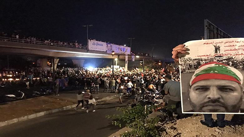 مسيرة شموع في الشويفات عن روح الشهيد أبو فخر