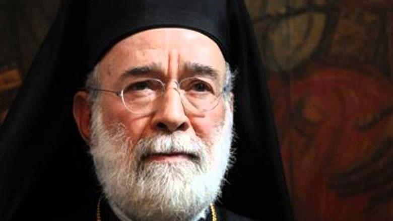 المطران عودة معزياً جنبلاط: الكنائس ستقرع حزناً على أبو فخر