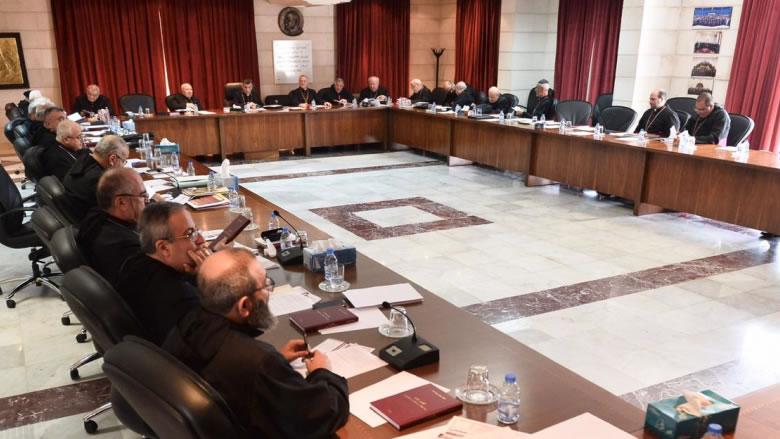 مجلس البطاركة: للاسراع باتخاذ التدابير الدستورية لتأليف الحكومة