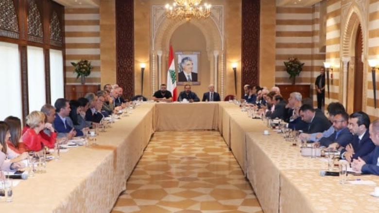 الحريري ترأس اجتماعا للمكتب السياسي لتيار المستقبل ناقش ظروف تشكيل الحكومة