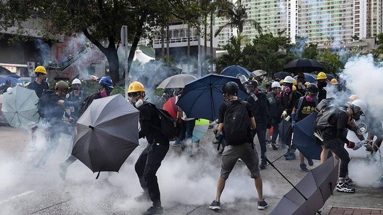 """""""وول ستريت جورنال"""": أزمة هونغ كونغ... بين مطرقة بكين وسندان المحاكم"""