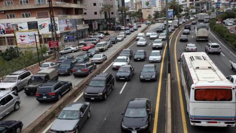 هذه هي حال الطرقات اليوم...