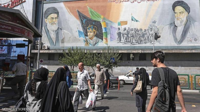 إيران... الرجل المريض