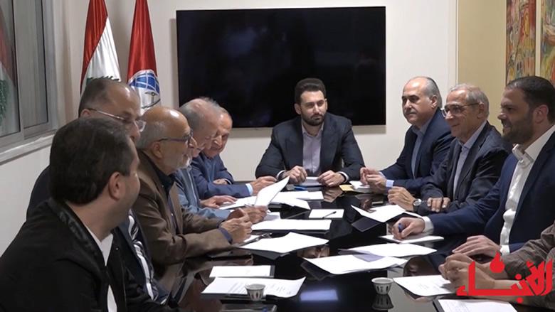 #فيديو_الأنباء: تنظيماً لقطاع البترول.. إقتراح قانون لصندوق سيادي بتوقيع تيمور جنبلاط