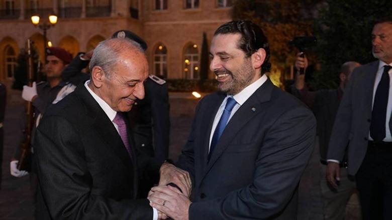 حظوظ عودة الحريري لرئاسة الحكومة مرتفعة... ودعم مباشر من بري