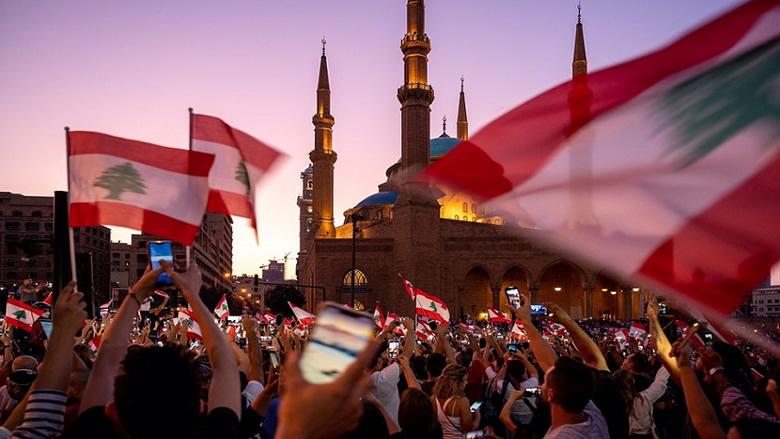 الأحزاب اللبنانية أمام صدمة الشارع