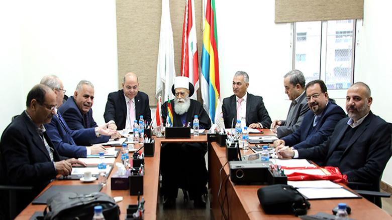 المجلس المذهبي يقر برنامجاً معيشياً لدعم المواطنين