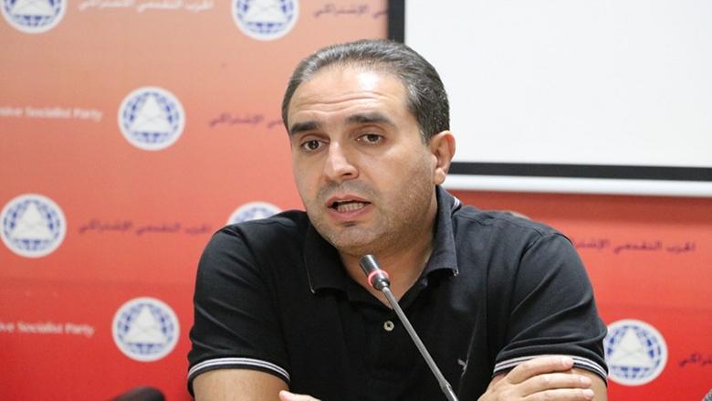 ناصر: نحتاج الى حكومة تنقذ الوضعين المالي والاقتصادي