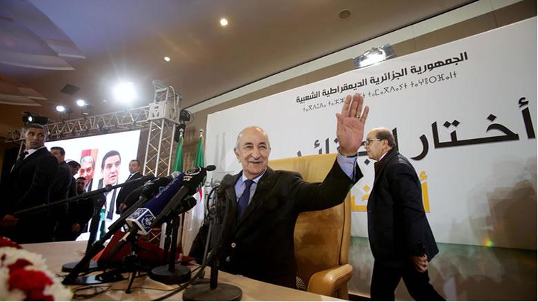 تحديات جسام أمام الرئيس الجزائري الجديد