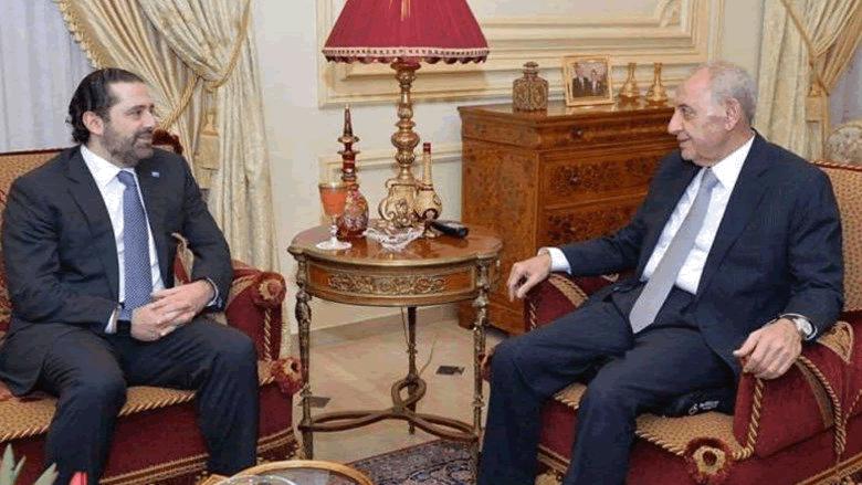 الحريري إلتقى عون وبرّي... وهذا ما تمّت مناقشته!