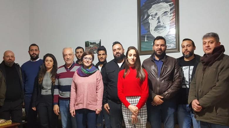 """افتتاح مكتب لـ""""مفوضية العمل"""" في عاليه"""