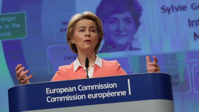 A 'geopolitical' European Commission