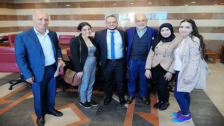 شهيب: واثقون بالمستوى المرموق لطلاب اللبنانية