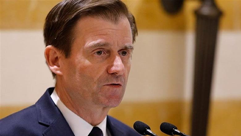 تصريح السفير ديفيد هيل حول التطورات في لبنان