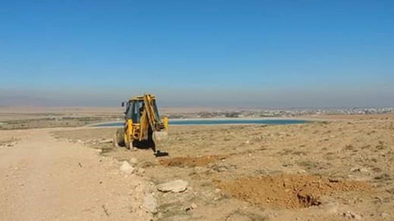 التحضير لزراعة 3500 شجرة في القاع