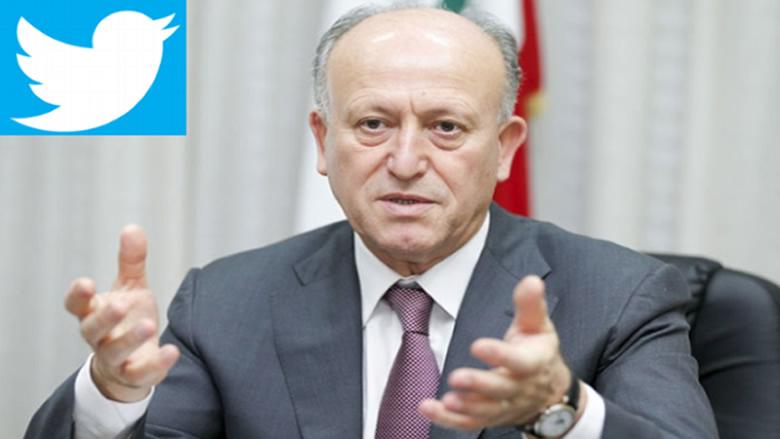 """ريفي: من كُلِف بتشكيل الحكومة إختاره """"حزب الله"""""""