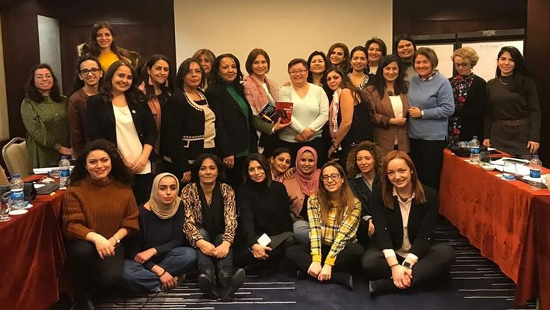 مفوضية الشؤون النسائية شاركت في اجتماع اقليمي في تركيا تحضيراً لبيجين +25