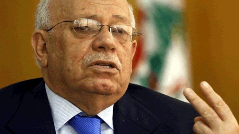 """درباس لـ""""الأنباء"""": لبنان مسرح مفتوح ونعيش جفاف نقدي قاتل"""