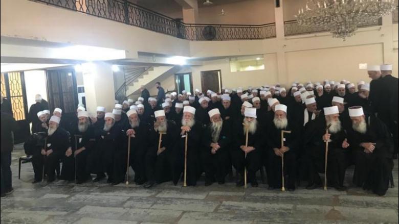مجدليا تودع المرحوم الشيخ أبو نزيه محمود مطر