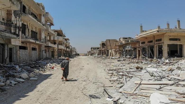 مأساة جديدة في سوريا