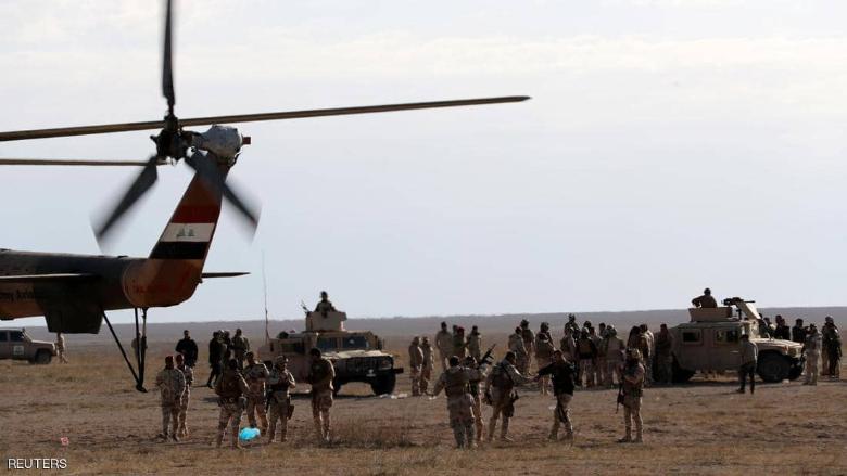 غارات أميركية في العراق ... والهدف إيران