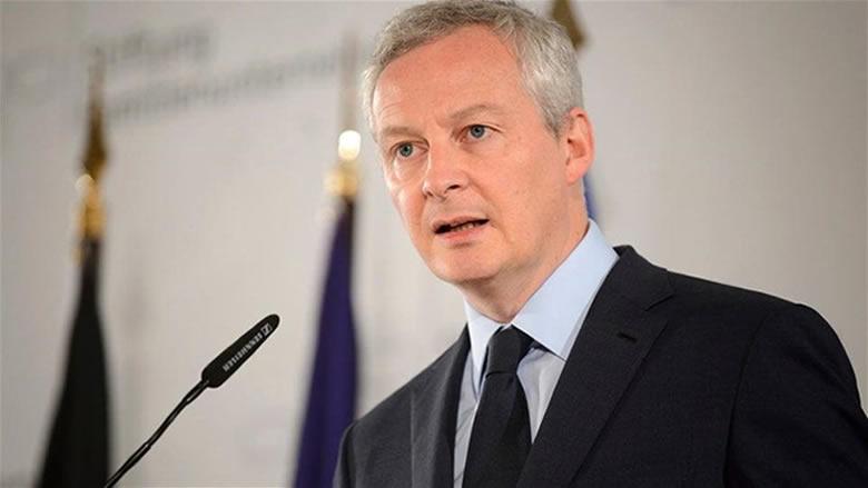 """وزير الاقتصاد الفرنسي يتعهّد برد """"قوي"""" بعد تلويح واشنطن برسوم جمركية"""