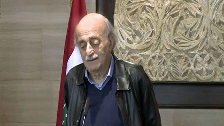جنبلاط من عين التينة: كل ما يتم الان مخالف للدستور وسنسمي كفاءات درزية للحكومة المقبلة