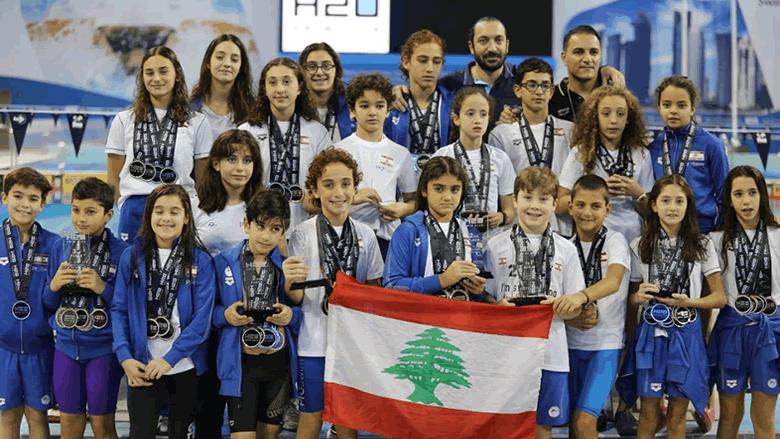 105 ميداليات و12 رقماً جديداً للنجاح في سباحة قطر 2019