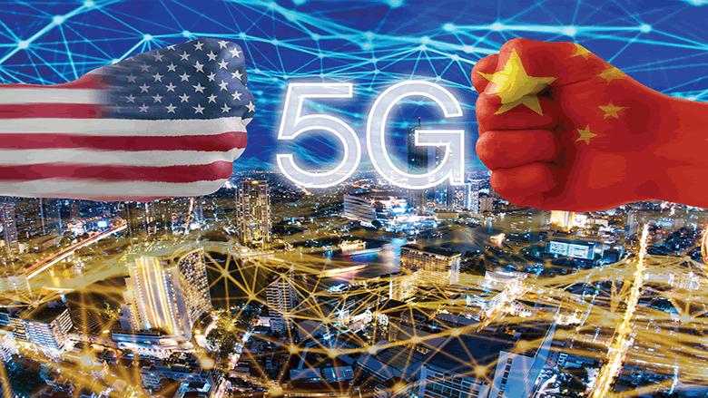 """""""نيويوركر"""": قدرة 5G الهائلة وسرعة الإنترنت.. بين أ""""نيويوركر"""": قدرة 5G الهائلة وسرعة الإنترنت.. بين أميركا والصينميركا والصين"""