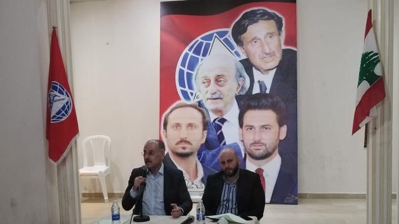عبدالله من بطمة الشوف: سنتعلم الصبر من وليد جنبلاط ونستمر في النضال الوطني