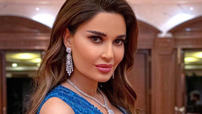 سيرين عبدالنور بفستان سحر الحاضرين في دبي!