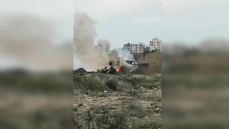 جنبلاط: لماذا تصر بلدية الجية على حرق النفايات؟