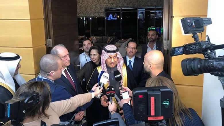 """""""ذا ناشيونال"""": زائر سعوديّ رفيع في لبنان.. هل تكون المفاجأة """"مليار دولار""""؟"""