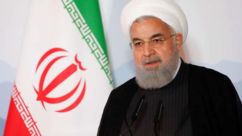 روحاني: نعيش ظروف حرب