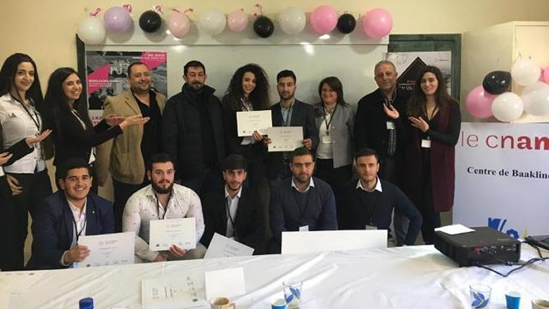 CNAM - بعقلين يؤهل فريقين جامعيين للمشاركة في مسابقة Hult Prize العالمية