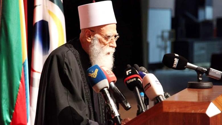 شيخ العقل التقى هيئة العلماء المسلمين: للتحلي بالوعي والانفتاح