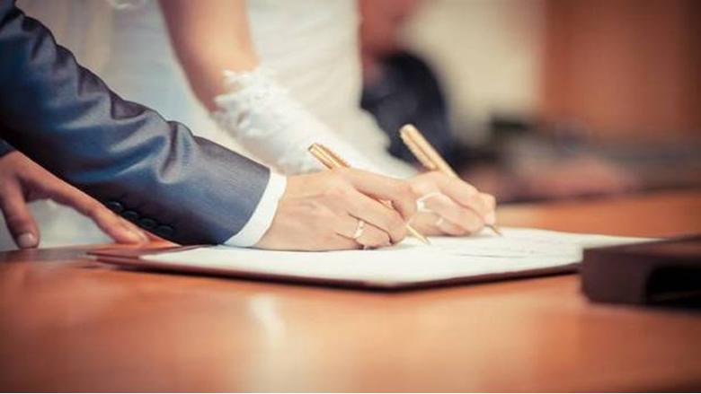 الزواج المدني جزء من معركة الحريات العامة الشاملة