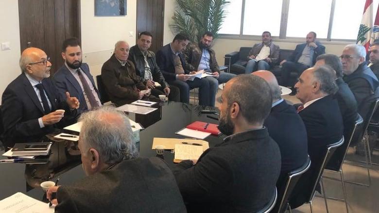 تيمور جنبلاط: وزارتا التربية والصناعة لكل المواطنين